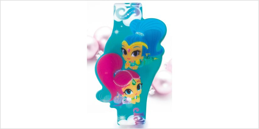 Shimmer and Shine LED Watch from Studio
