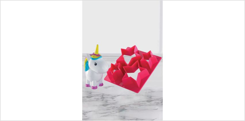 Unicorn Egg Cup and Cutter from Studio