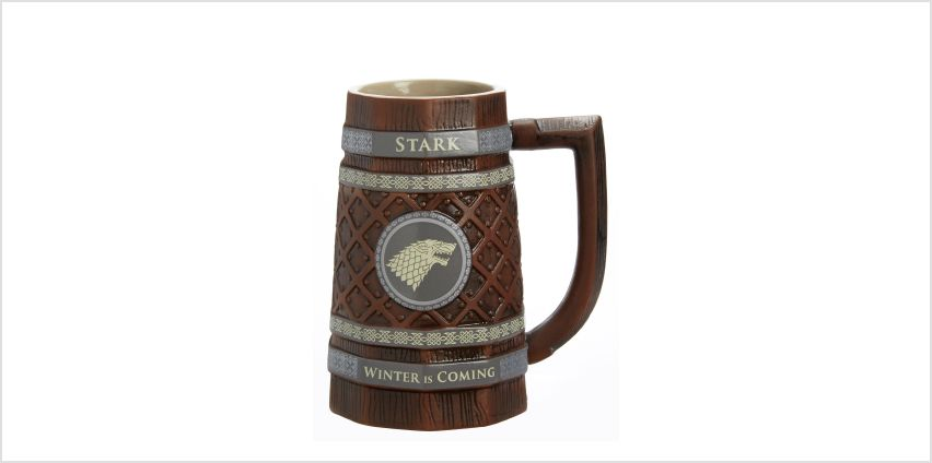 Game of Thrones Stark Tankard from Studio