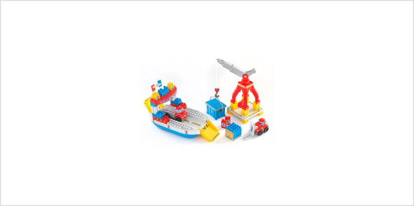 Abrick Ferry Boat Play Set from Studio