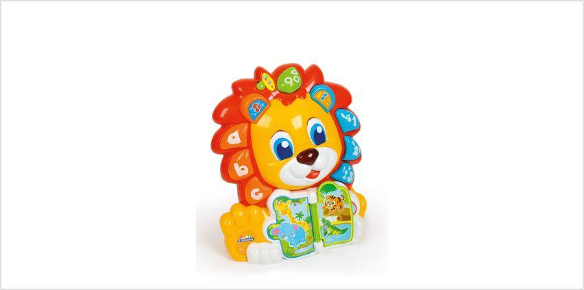 Clementoni Baby ABC Lion from Studio