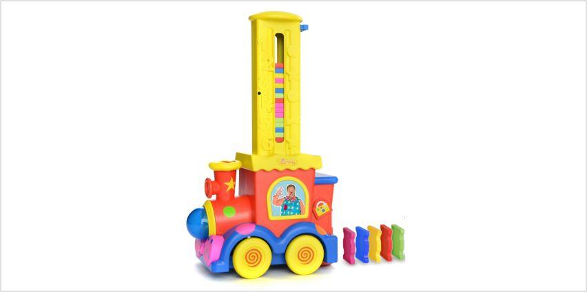 Mr Tumble Domino Train from Studio