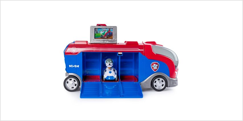 Paw Patrol Mission Cruiser from Studio