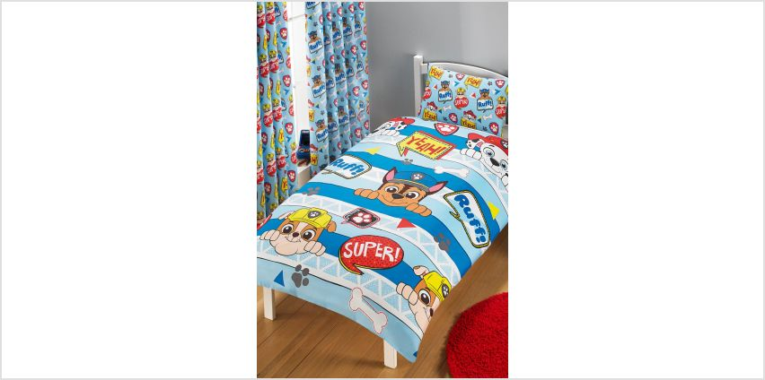 Paw Patrol Peek Curtains from Studio