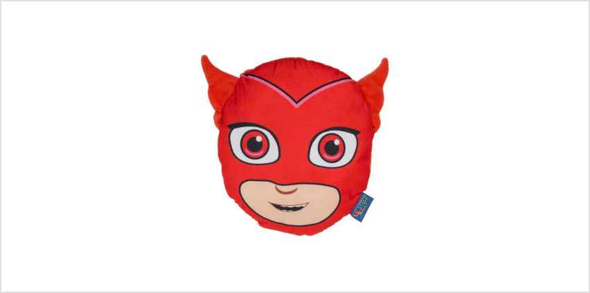 PJ Masks Owelette Shaped Cushion from Studio