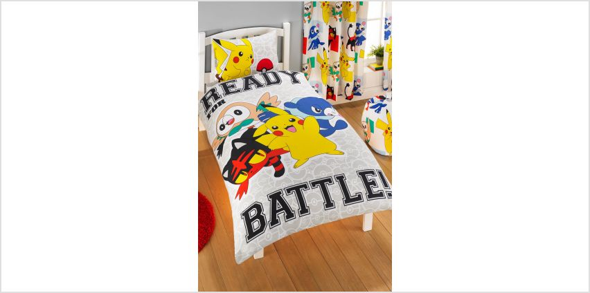 Pokemon Curtains from Studio