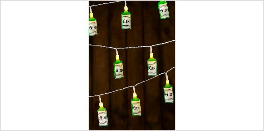Gin String Lights from Studio