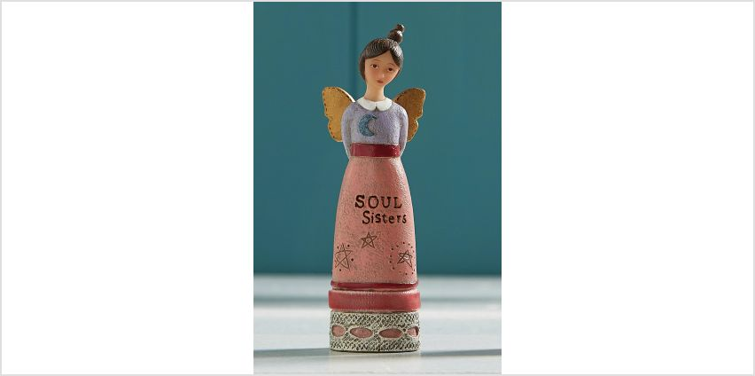 Kelly Rae Roberts Inspiration Angels Soul Sisters Figurine from Studio
