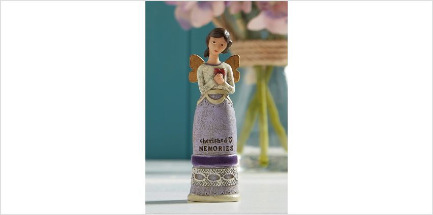 Inspiration Angels Cherished Memories Figurine from Studio