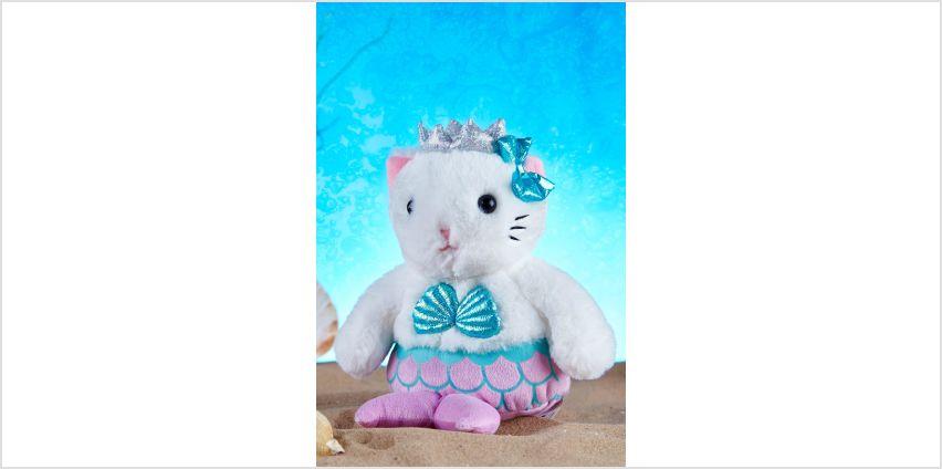 Mermaid Cat Hottie Heatable Toy from Studio