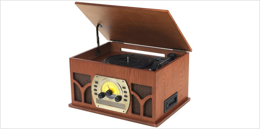 Intempo Vintage Music Centre with Bluetooth from Studio