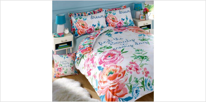 Floral Beauty Duvet Set from Studio
