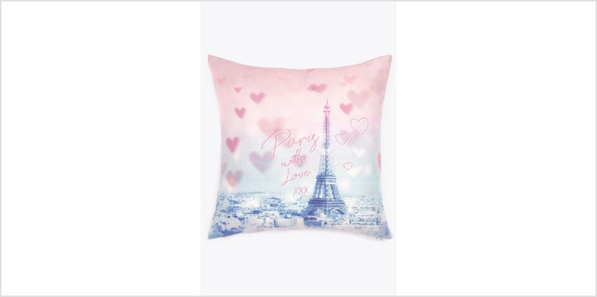 Paris with Love Cushion Cover from Studio