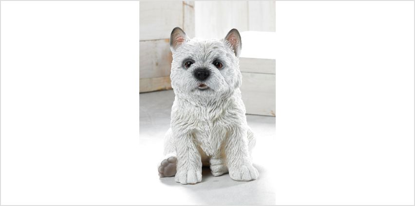 West Highland Pet Pals Figurine from Studio