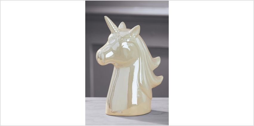 Large Unicorn Figure from Studio