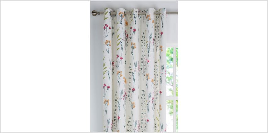 Tilbury Cotton Lined Curtains from Studio