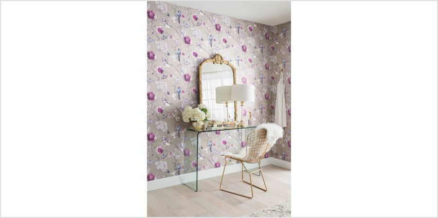 Paradise Garden Wallpaper from Studio