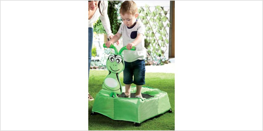 Toddler Frog Trampoline from Studio