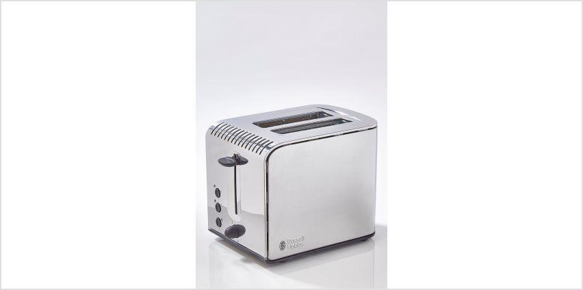 Russell Hobbs Buckingham 2-Slice Toaster from Studio