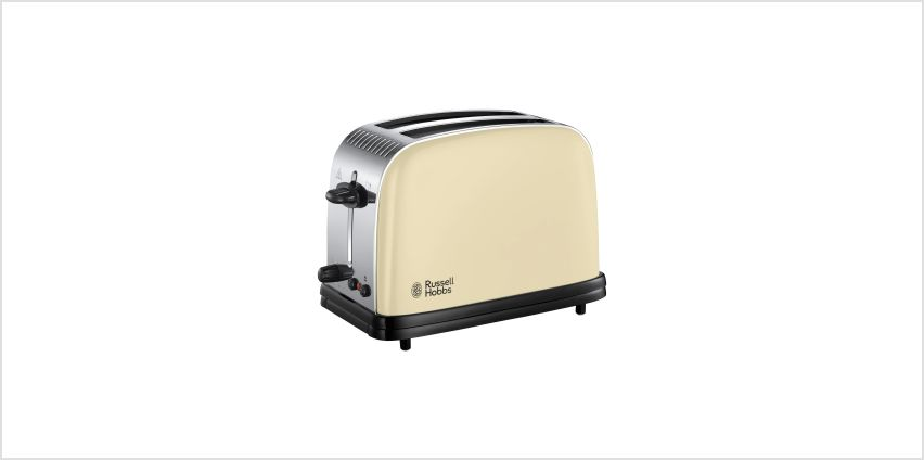 Russell Hobbs Colours Plus 2-Slice Toaster from Studio