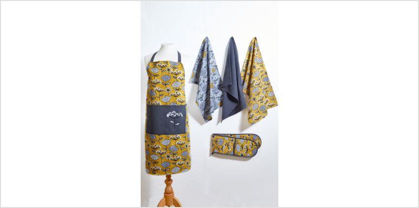 3-Piece Retro Meadow Kitchen Set from Studio