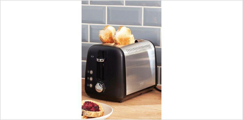 Beko 2-Slice Toaster from Studio