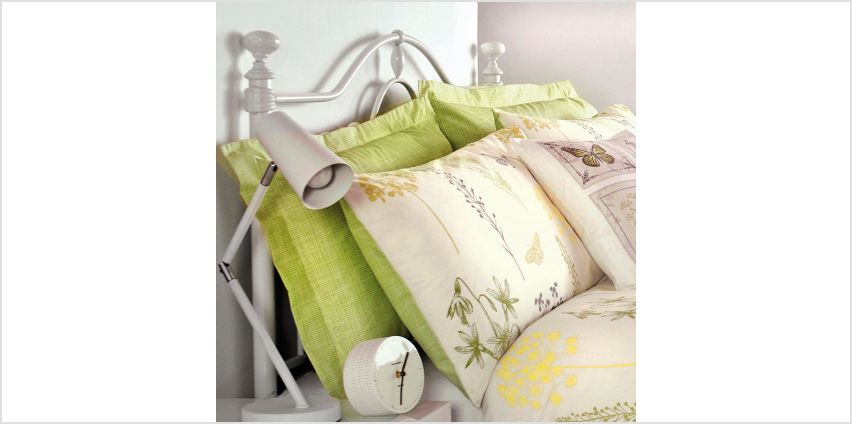 Botanique Pair of Oxford Pillowcases from Studio