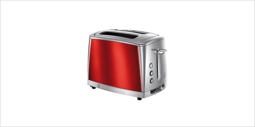 Russell Hobbs Luna 2 Slice Toaster from Studio