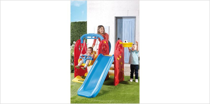 4 in 1 Playground Set from Studio