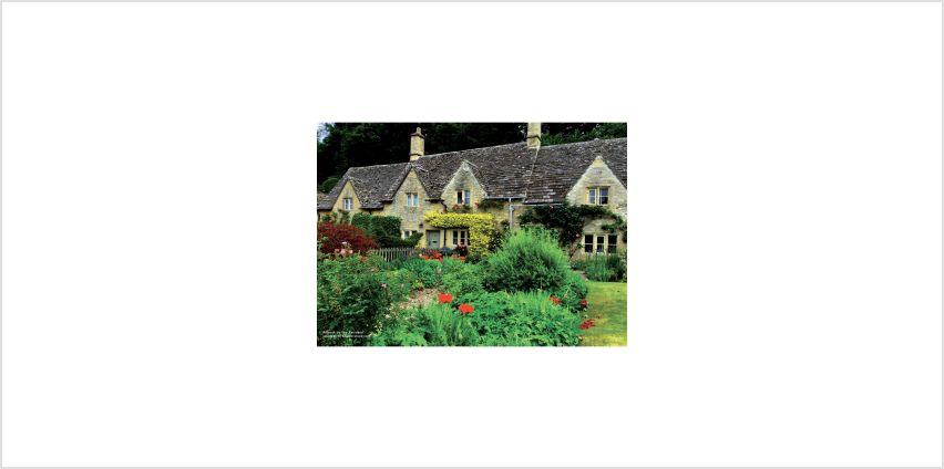 Cotswold Cottage Garden 1000-Piece Jigsaw from Studio