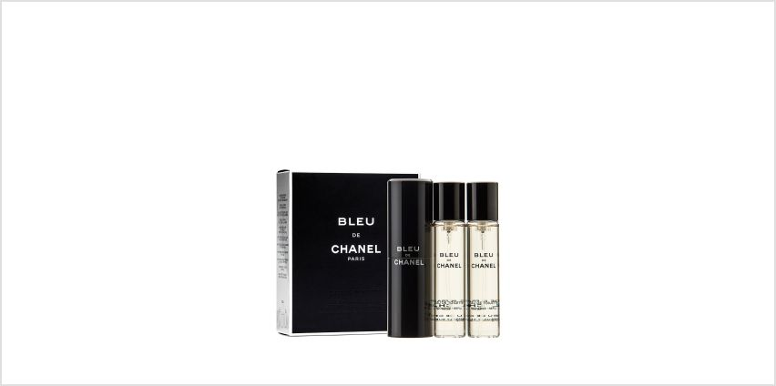 Chanel Bleu De Chanel EDT Miniature Travel Set from Studio