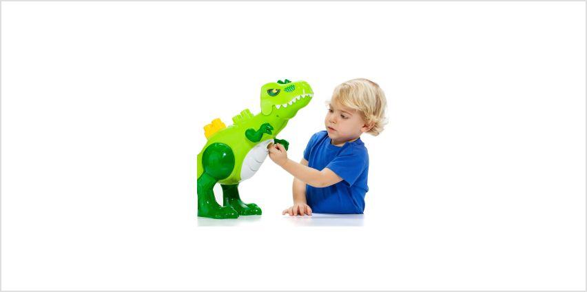 Molto Dinosaur Blocks from Studio