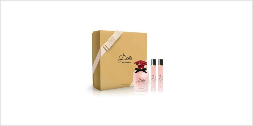 Dolce and Gabbana Dolce Rosa Excelsa EDP Gift Set from Studio