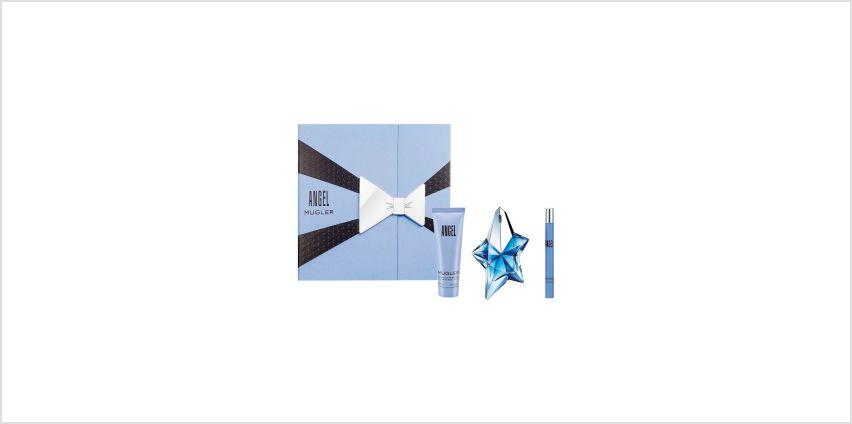 Thierry Mugler Angel Refillable 25ml EDP Gift Set from Studio