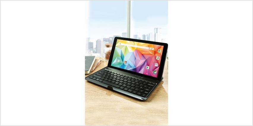 10 Inch 2-In-1 Android Tablet from Studio