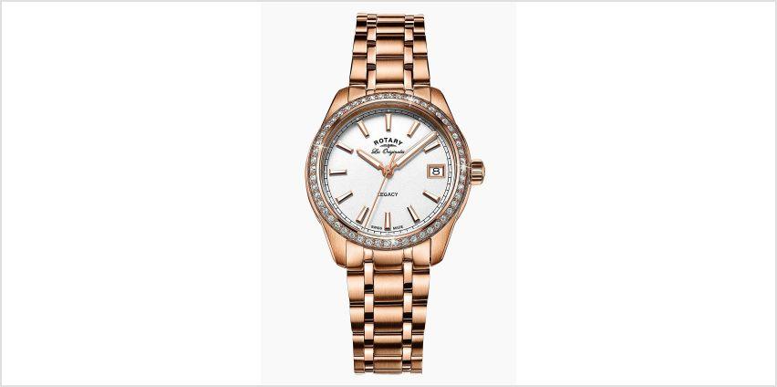 Rotary Ladies Legacy Quartz Watch from Studio