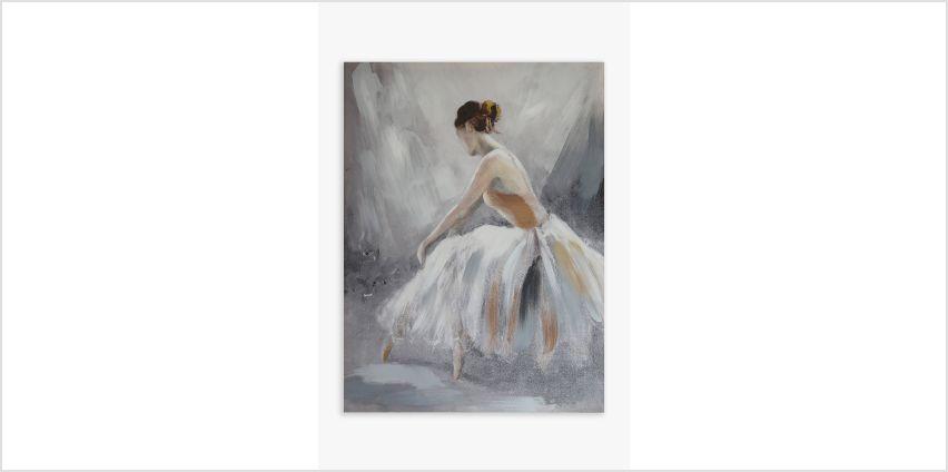 Ballerina Canvas from Studio