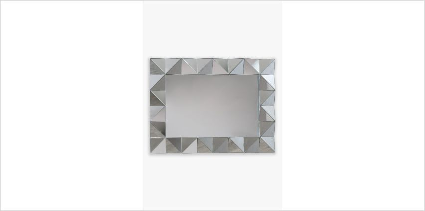Silver Mirror from Studio