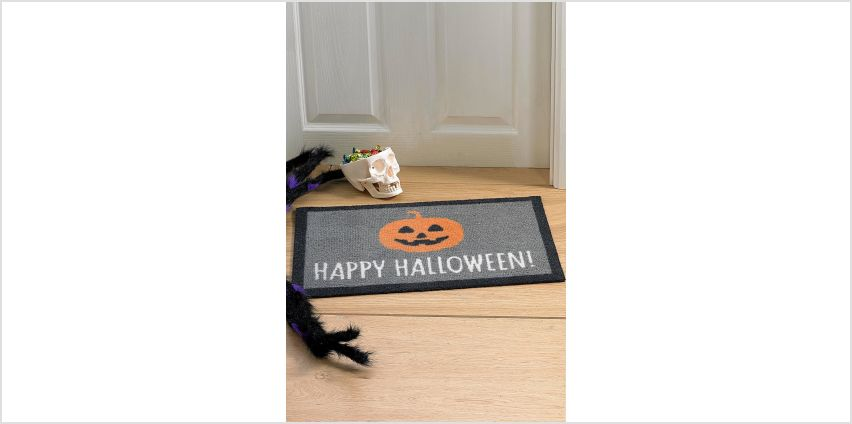 Happy Halloween Doormat from Studio