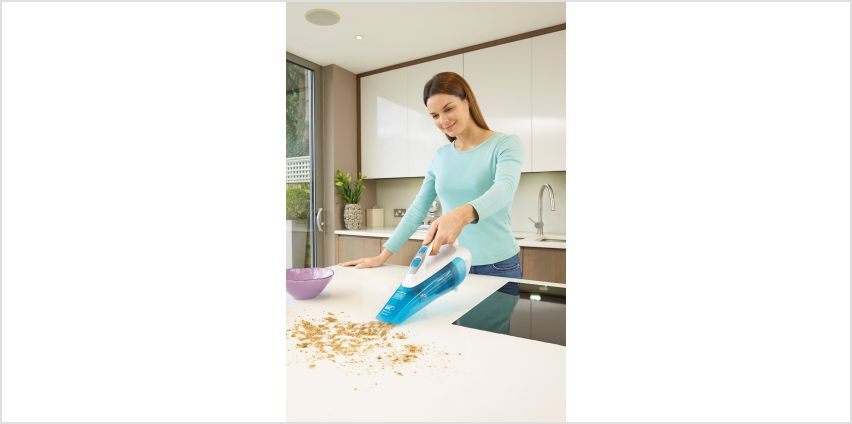 Black and Decker 10.8V Dustbuster Wet and Dry Hand Vac from Studio