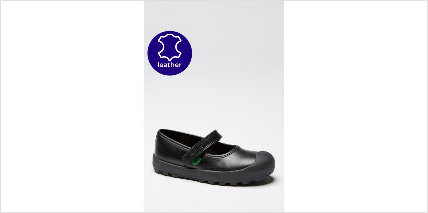 Girls Kickers Fasten Shoes from Studio