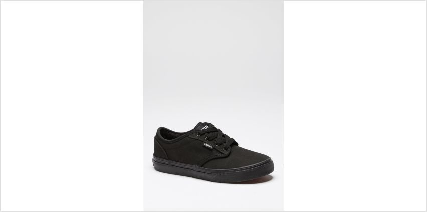 Boys Vans Atwood Canvas Trainers from Studio