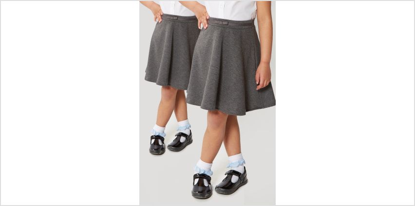 Pack of 2 Ponte Skirts from Studio