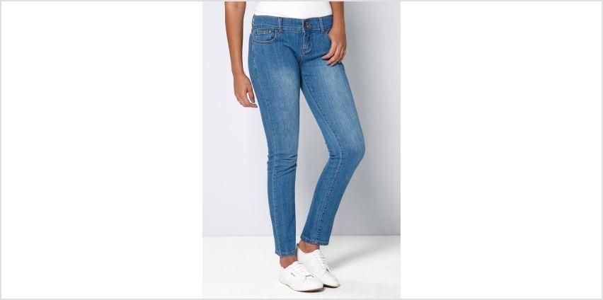 Evie Plain Skinny Jeans from Studio