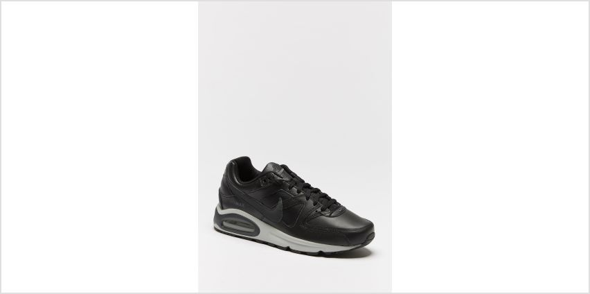 Nike Air Max Command Leather Trainers from Studio