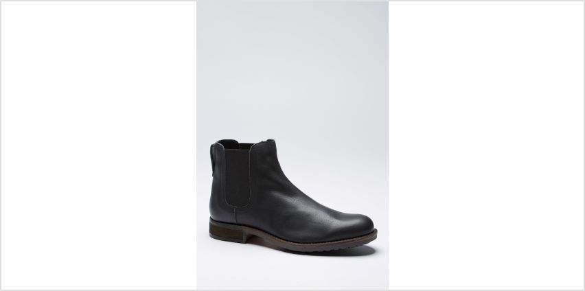 Leather Chelsea Boot from Studio