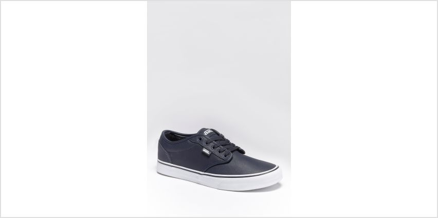 Vans Atwood Leather Pumps from Studio
