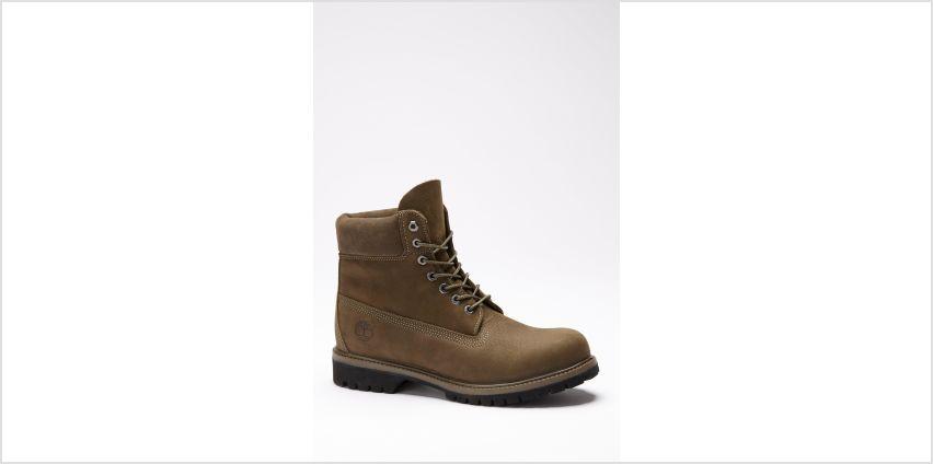 Timberland Mens 6 Inch Premium Boot from Studio