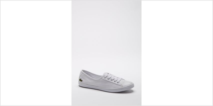 Lacoste Ziane Lace Up Trainers from Studio