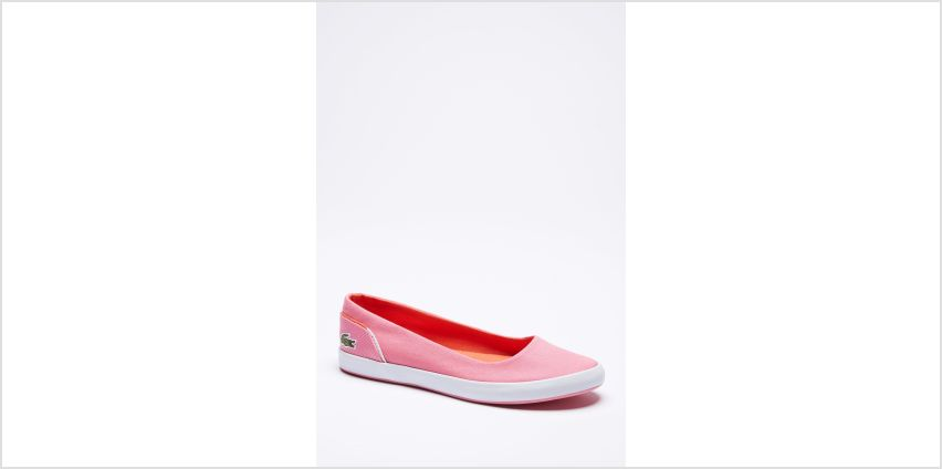 Lacoste Lancelle Ballerina Trainers from Studio